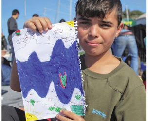 The Refugee Crisis, Through the Eyes of Children