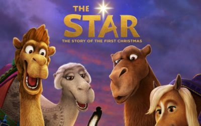 Christmas in February – The Star