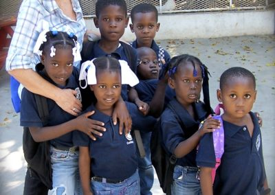 Janey in Haiti 1.2011-1